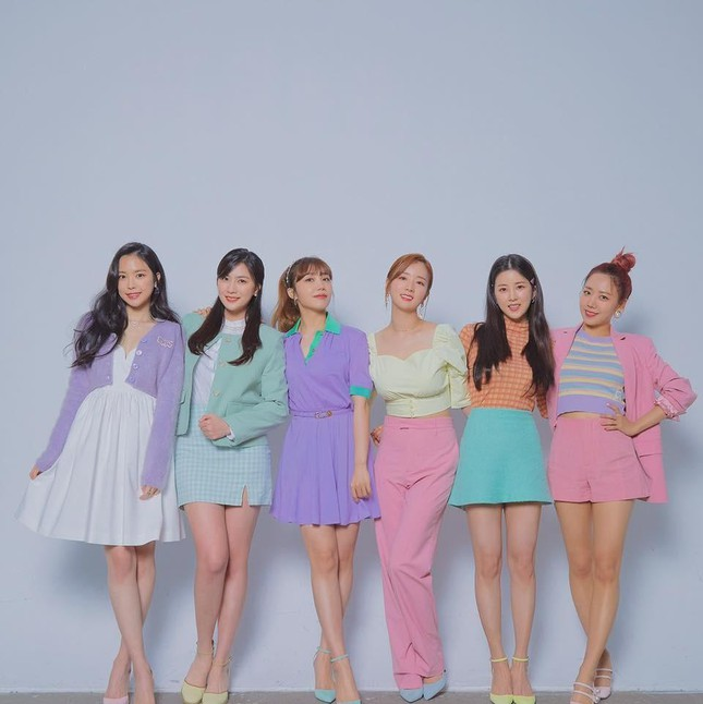 Naeun (Apink) chính thức rời Play M, gia nhập 'hội chị em' với Black Pink ảnh 5