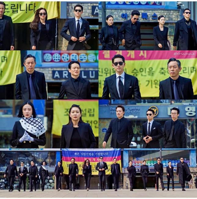 Song Joong Ki và 'Vincenzo' đứng đầu BXH 3 tuần liên tiếp, tiết lộ đám cưới cuối phim ảnh 9