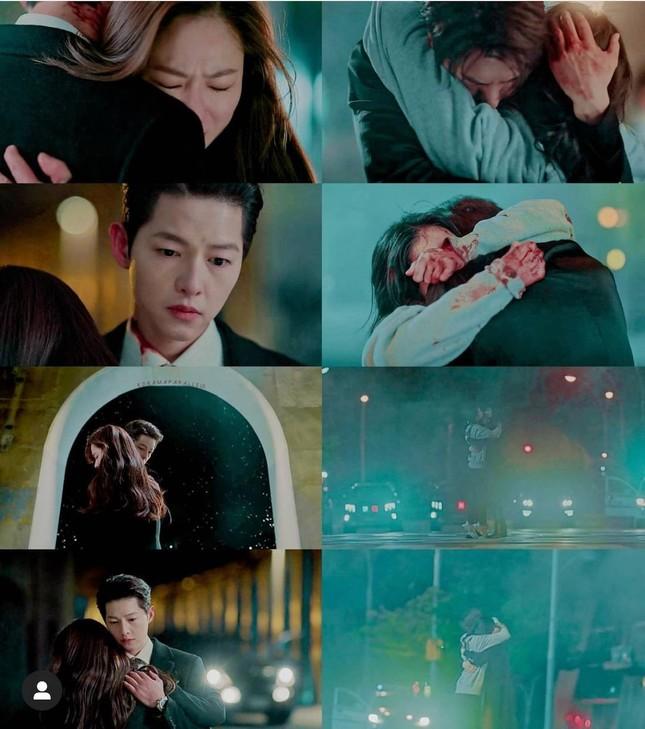 Song Joong Ki và 'Vincenzo' đứng đầu BXH 3 tuần liên tiếp, tiết lộ đám cưới cuối phim ảnh 10