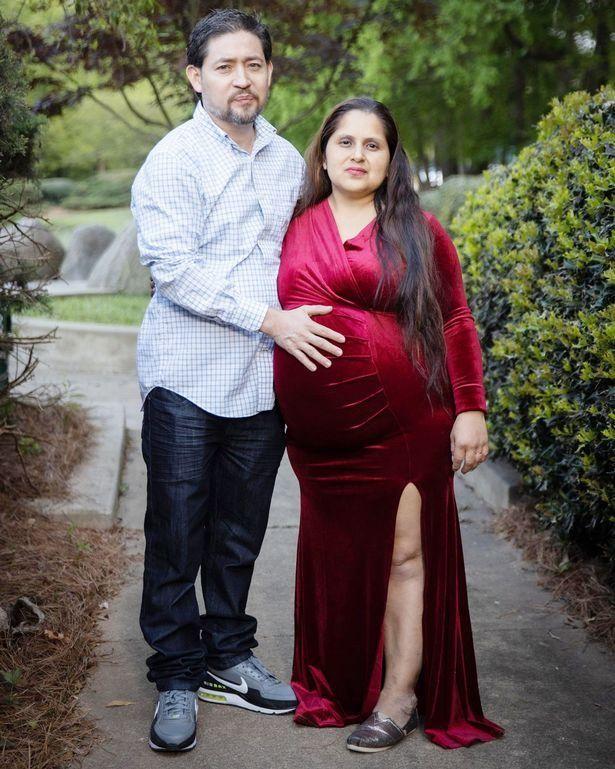 Người mẹ 15 con đang chuẩn bị sinh bé thứ 16, và tất cả đều có tên bắt đầu bằng chữ C ảnh 7