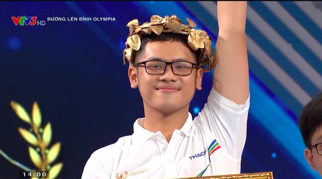 Chàng trai tự nhận mình 'ngơ' chiến thắng cuộc thi tuần Olympia ảnh 3