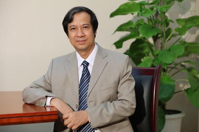 Ông Nguyễn Kim Sơn được Quốc hội phê chuẩn làm Bộ trưởng Bộ GD – ĐT ảnh 1