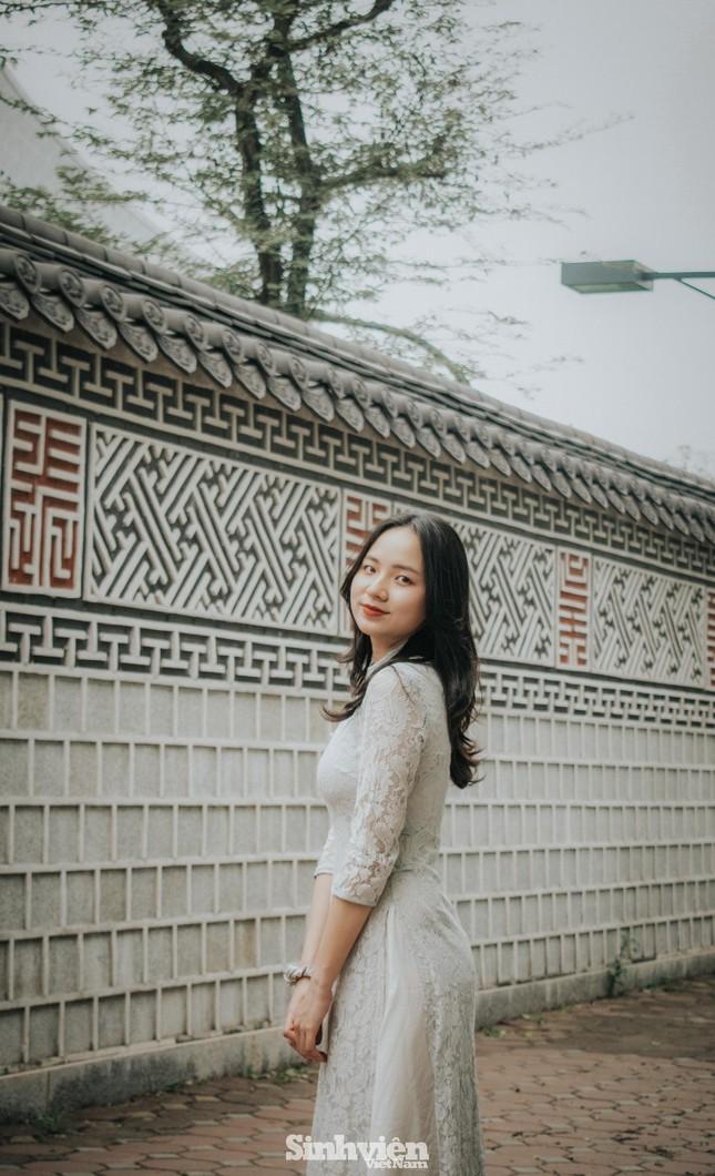 Nữ sinh viên sinh năm 1999 tham gia Hội đồng trường ĐH Mở Hà Nội ảnh 5