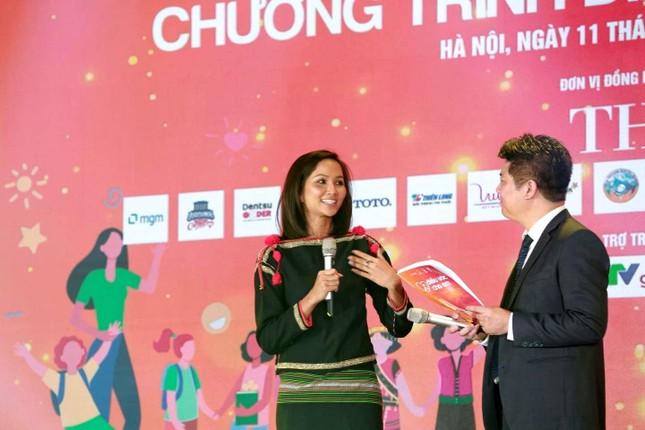 Hoa hậu H'Hen Niê: Nỗ lực hết mình lan tỏa những điều tốt đẹp ảnh 1
