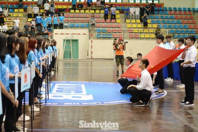 Khởi tranh Giải Thể thao Sinh viên Việt Nam lần thứ 8 ảnh 10
