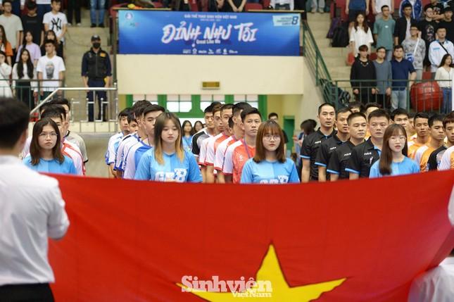 Khởi tranh Giải Thể thao Sinh viên Việt Nam lần thứ 8 ảnh 1