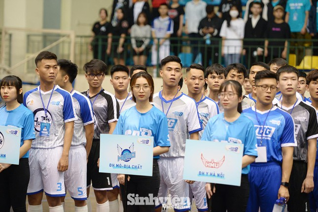 Khởi tranh Giải Thể thao Sinh viên Việt Nam lần thứ 8 ảnh 9