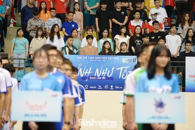 Khởi tranh Giải Thể thao Sinh viên Việt Nam lần thứ 8 ảnh 7