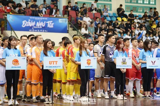 Khởi tranh Giải Thể thao Sinh viên Việt Nam lần thứ 8 ảnh 2