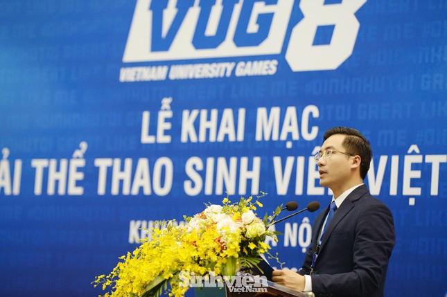 Khởi tranh Giải Thể thao Sinh viên Việt Nam lần thứ 8 ảnh 3