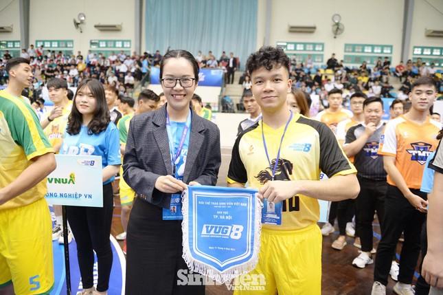 Khởi tranh Giải Thể thao Sinh viên Việt Nam lần thứ 8 ảnh 5