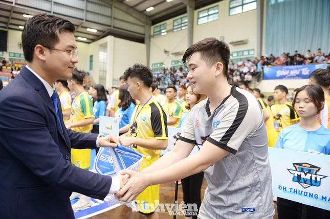 Khởi tranh Giải Thể thao Sinh viên Việt Nam lần thứ 8 ảnh 4
