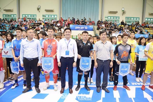 Khởi tranh Giải Thể thao Sinh viên Việt Nam lần thứ 8 ảnh 6