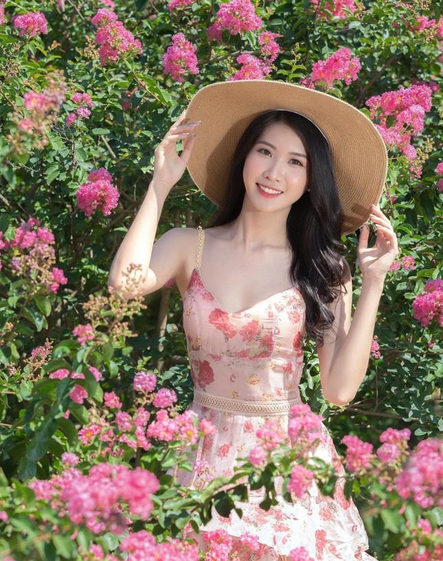Nữ sinh ĐH Công đoàn sở hữu vòng eo khiến người mẫu chuyên nghiệp cũng phải phát hờn ảnh 4