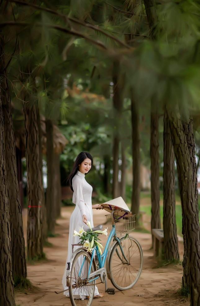 Nữ sinh ĐH Công đoàn sở hữu vòng eo khiến người mẫu chuyên nghiệp cũng phải phát hờn ảnh 9