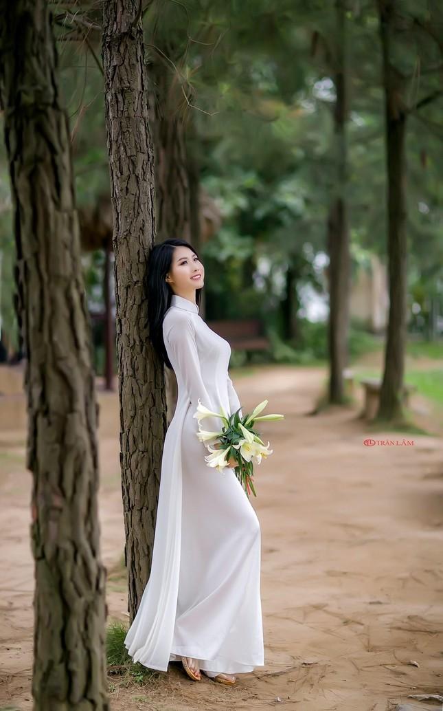 Nữ sinh ĐH Công đoàn sở hữu vòng eo khiến người mẫu chuyên nghiệp cũng phải phát hờn ảnh 8