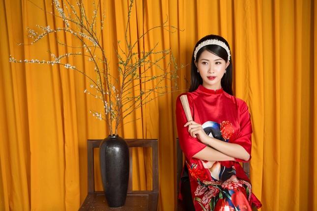 Nữ sinh ĐH Công đoàn sở hữu vòng eo khiến người mẫu chuyên nghiệp cũng phải phát hờn ảnh 2