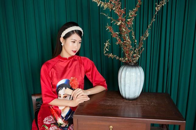 Nữ sinh ĐH Công đoàn sở hữu vòng eo khiến người mẫu chuyên nghiệp cũng phải phát hờn ảnh 1