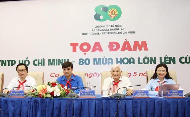 80 năm Đội TNTP Hồ Chí Minh lớn lên cùng đất nước ảnh 1
