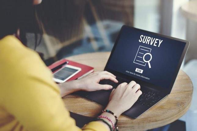 Giãn cách xã hội, kiếm tiền bằng cách tham gia khảo sát online ảnh 1