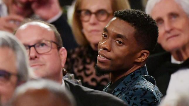 """Chadwick Boseman: Lời tưởng nhớ của các diễn viên Marvel sau cái chết """"sốc"""" của """"báo đen""""  ảnh 8"""