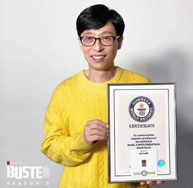 """Tzuyu (Twice) bị trộm """"viếng thăm""""; """"Busted!"""" mùa 3 đã xác lập kỷ lục Guinness ảnh 6"""