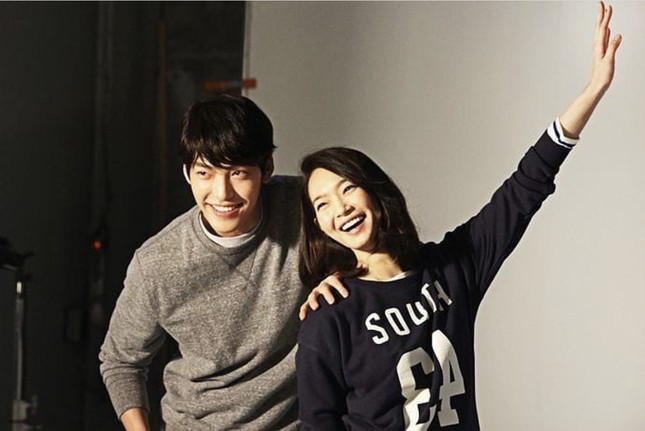 """Kim Woo Bin và Shin Min Ah: Mối tình """"chị em"""" thầm lặng nửa thập kỷ khiến cả châu Á ngưỡng mộ """"thế mới là yêu"""" ảnh 6"""