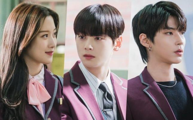 """True Beauty """"chơi lớn"""" với khoảng 300.000 đồng sau kết phim; Lee Daehwi và Han Hyunmin sẽ nói lời chia tay ảnh 7"""