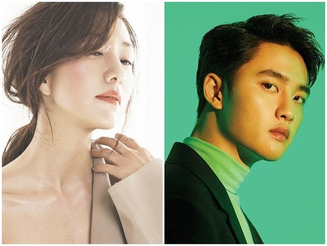 """TXT và ENHYPEN """"bắt tay"""" khuấy động Tết Nguyên Đán; D.O. (EXO) diện kiến """"ảnh hậu"""" Kim Hee Ae ngoài vũ trụ ảnh 11"""