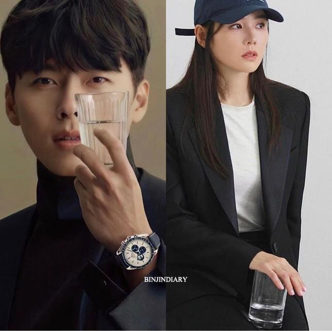 """Son Ye Jin lần đầu tiên để lộ """"lý do"""" tại sao yêu Kim Hyun Bin, netizens lại được phen dậy sóng ảnh 12"""