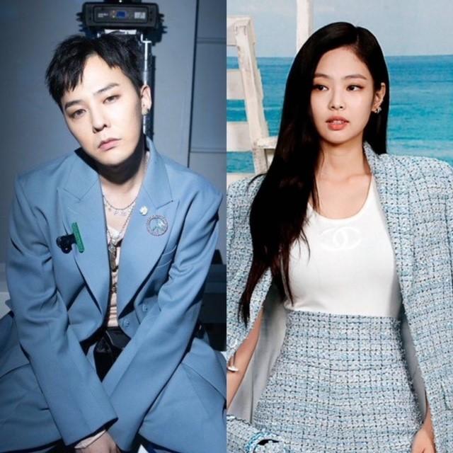 """Vì sao netizens chẳng dám """"đẩy thuyền"""", bất chấp """"hint"""" G-Dragon và Jennie hẹn hò một năm? ảnh 1"""