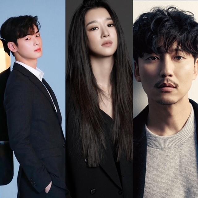 """Hot: """"Mỹ nam đẹp hơn hoa"""" Cha Eun Woo điên đảo cùng """"điên nữ"""" Seo Yeji trên """"đảo hoang"""" ảnh 1"""