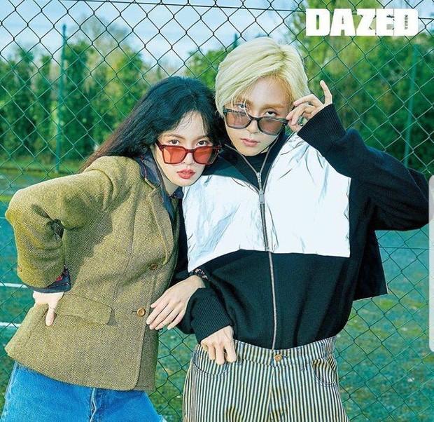 """Hyuna và Dawn: """"Từ vô thức tìm thấy nhau nhưng hóa ra lại là duyên trời định sẵn"""" ảnh 6"""