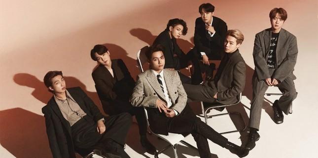 BTS: Nghệ sĩ châu Á duy nhất  đứng đầu BXH thế giới có lượt tiêu thụ mạnh nhất năm 2020 ảnh 3