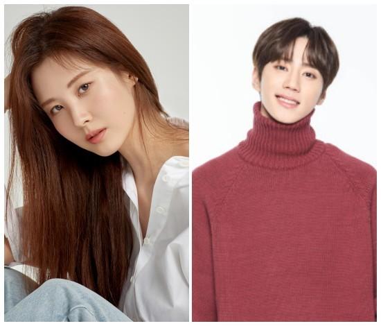 """Hot: """"Thánh nữ"""" Seohyun và """"mỹ nam baby"""" kém 6 tuổi Lee Junyoung quay cảnh """"nóng"""" ảnh 4"""