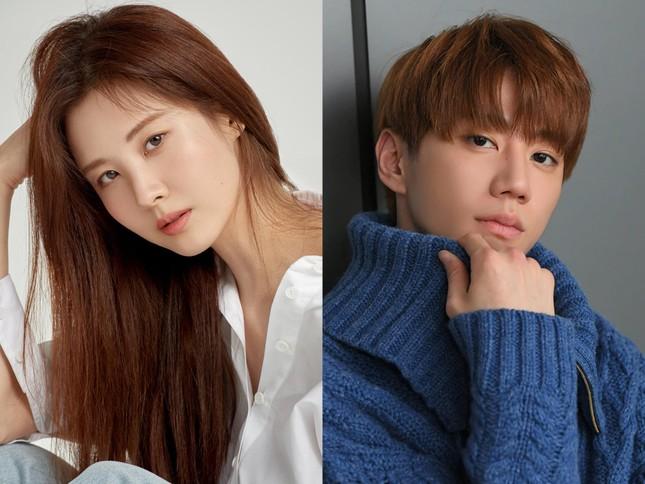 """Hot: """"Thánh nữ"""" Seohyun và """"mỹ nam baby"""" kém 6 tuổi Lee Junyoung quay cảnh """"nóng"""" ảnh 5"""
