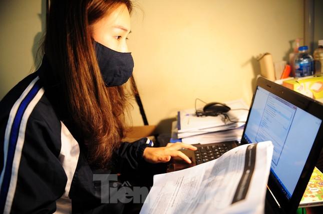 Sinh viên ở ký túc xá Mễ Trì trong những ngày 'cách ly toàn xã hội' ảnh 6