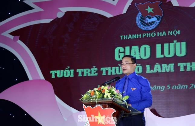 Hà Nội tuyên dương 90 đảng viên trẻ làm theo lời Bác ảnh 6