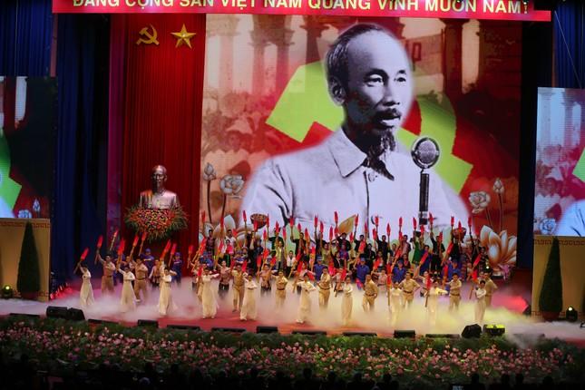 Thế hệ trẻ tự hào phát biểu tại Lễ kỷ niệm 130 năm Ngày sinh Chủ tịch Hồ Chí Minh ảnh 2