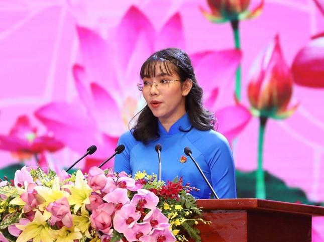 Thế hệ trẻ tự hào phát biểu tại Lễ kỷ niệm 130 năm Ngày sinh Chủ tịch Hồ Chí Minh ảnh 1