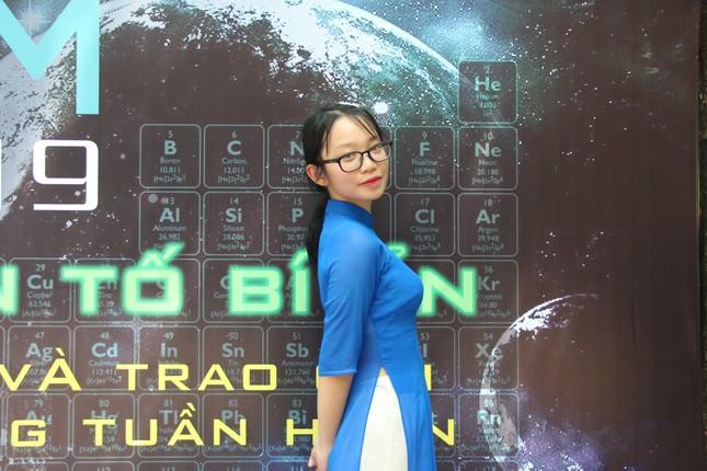 Nữ Phó Chủ tịch Hội Sinh viên đam mê nghiên cứu khoa học ảnh 2