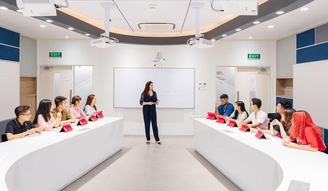 Hiện thực hóa giấc mơ du học thời COVID-19 ngay tại Việt Nam ảnh 2