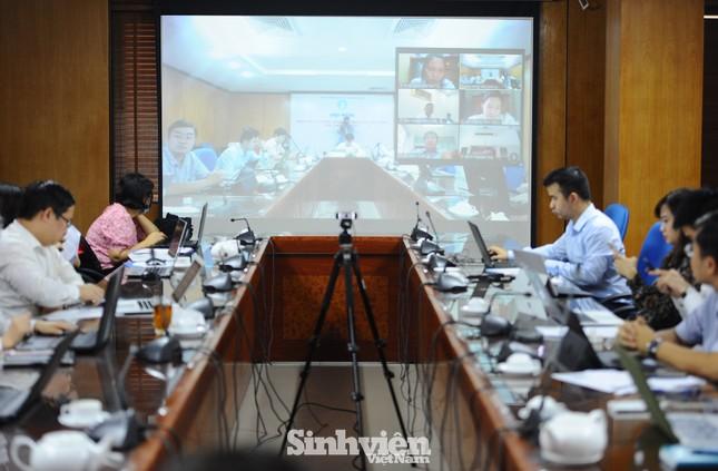 Hội nghị Ban Thư ký T.Ư Hội Sinh viên Việt Nam theo phương thức trực tuyến ảnh 4