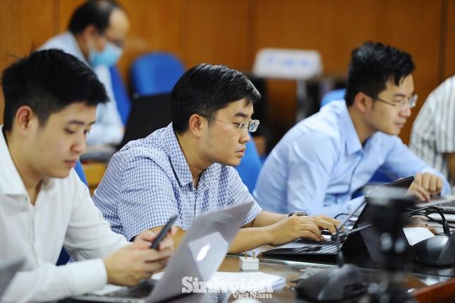 Hội nghị Ban Thư ký T.Ư Hội Sinh viên Việt Nam theo phương thức trực tuyến ảnh 3