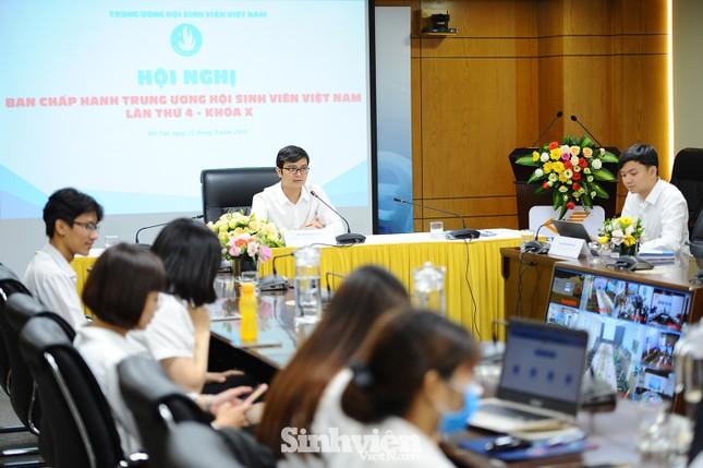 T.Ư Hội Sinh viên Việt Nam có hai tân Phó Chủ tịch ảnh 1
