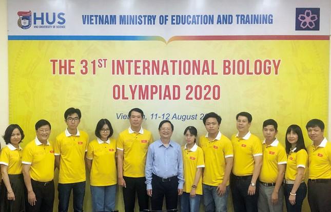 Việt Nam đoạt 4 giải tại Olympic Sinh học quốc tế ảnh 2