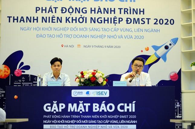 """NSƯT Xuân Bắc đồng hành cùng """"Hành trình thanh niên khởi nghiệp đổi mới sáng tạo 2020"""" ảnh 1"""