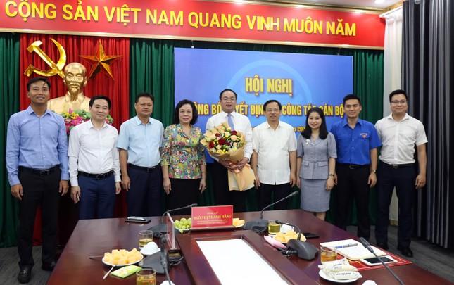 Bí thư Thành Đoàn Hà Nội giữ chức Bí thư Huyện uỷ Mỹ Đức ảnh 2