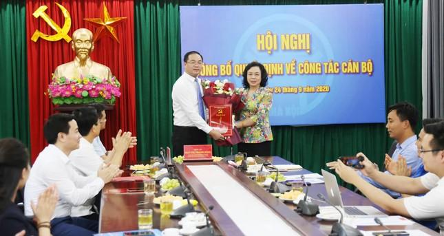 Bí thư Thành Đoàn Hà Nội giữ chức Bí thư Huyện uỷ Mỹ Đức ảnh 1