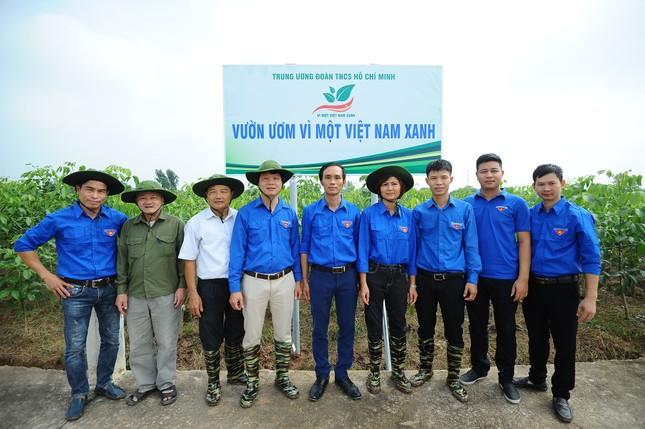 """Triển khai mô hình """"Vườn ươm Vì một Việt Nam xanh"""" ảnh 7"""